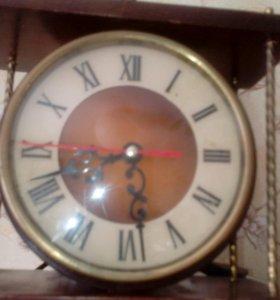 Часы рабочие в нормальном состоянии