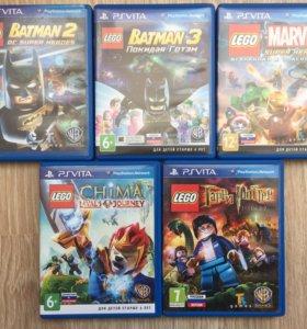 PS Vita LEGO