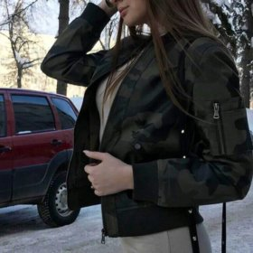 Курточка 😍 бомбер