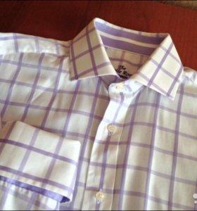 Английская рубашка The Savile Row оригинал