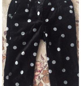 Джинсы (штанишки) для девочки