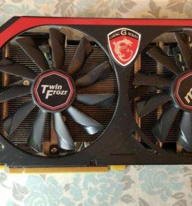 MSI GeForce GTX 760 Gaming [N760 TF 2GD5/OC]