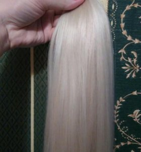 Капсуляция срезов волос