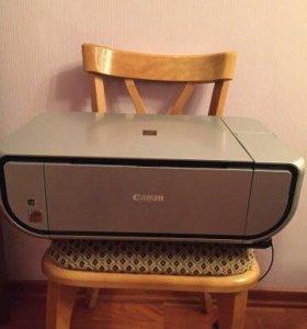 Принтер canon mp520