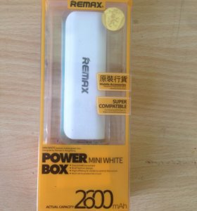 Powerbank Remax 2600mAh новый