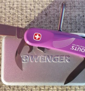Нож WENGER Evolution Scout Junior