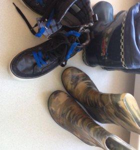 Пакет детской обуви 37 размер