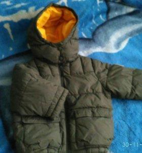 Зимняя курткп