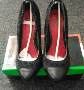 Срочно новые немецкие туфли!
