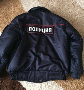 Куртка полицейская