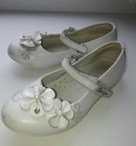 Туфли на девочку 18см по стельке