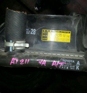 Радиатор двс 7а