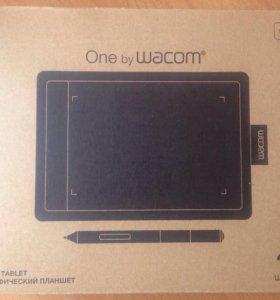 Графический планшет Wacom One Small 2540 lpi