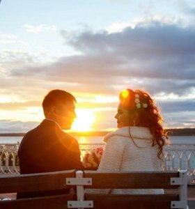 Фотосъёмка,  видеосъёмка  свадьба, праздник