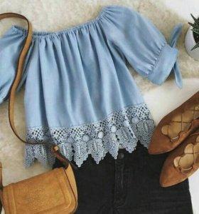 Блуза, полувер,кофта
