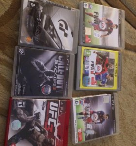 PS3 диски по 500 р