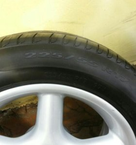 Колеса комплект R17 подходят на е39, е34.