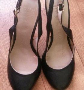 Натуральные туфельки Paolo Conte 37