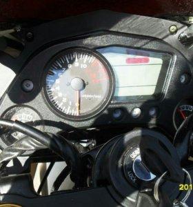 Мотоцикл новый