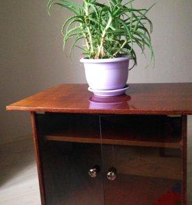 Тумбочка-столик под телевизор