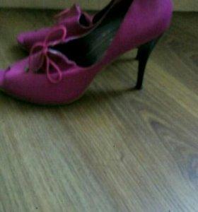 Туфли ,нат кожа