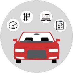 Базовая диагностика автомобиля