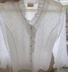 Изящная блуза