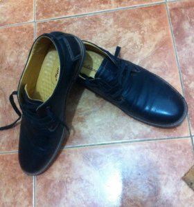 Туфли подростковые