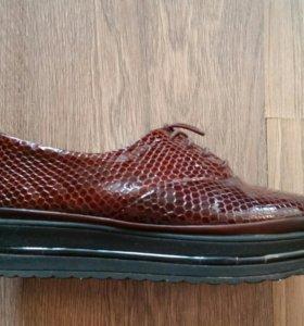 Ботинки Brado