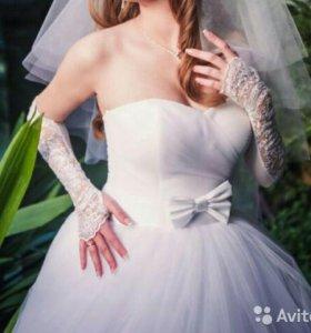 Свадебное платье от Hadassa