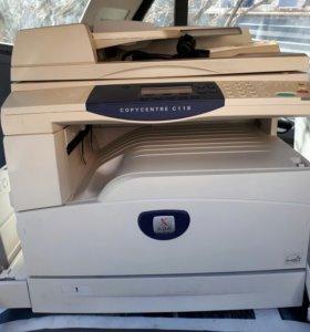 Копировальный аппарат Xerox copycenter c118