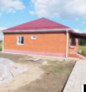 Продаётся дом 110 м2 13 сот.