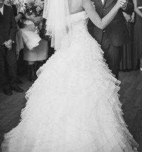 Свадебное платье эксклюзивное