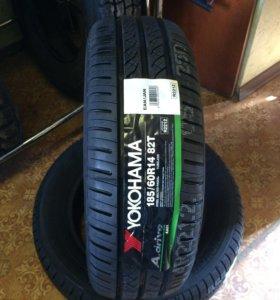 Новые летние шины Yokohama 185/60R14