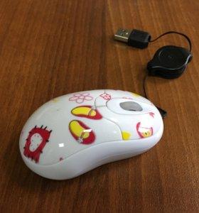 Мышь новая