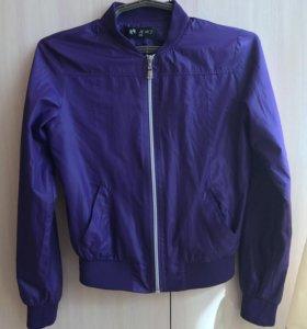 Куртка - ветровка😍