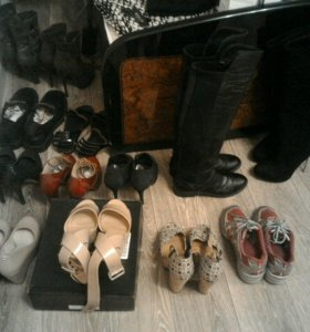 Обувь 36-37-38