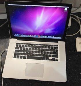 MacBook Pro 15d intel i7 11год