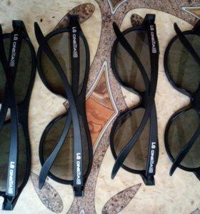 3D очки,LG.   4 шт.