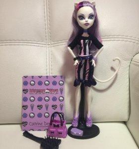 Кукла Катрин де мяу Монстр хай