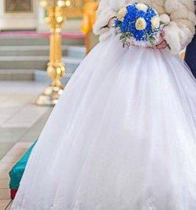!!!Свадебное платье!!!Цена подарок!!!