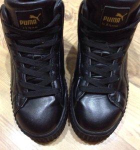 Зимние кроссовки 36 размер