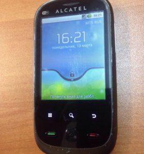 Телефон Alcatel One Touch 890