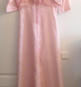 Новое платье + пелерина