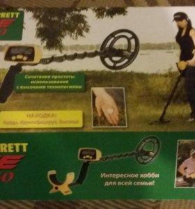 Металлоискатель новый Garrett ACE 150
