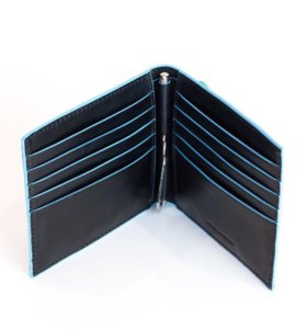 Бумажник/кошелек с зажимом для денег Piquadro.