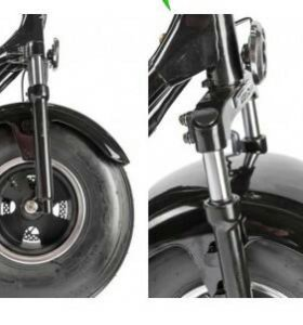 Электро скутер новый в Череповце