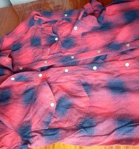Рубашка, юбка, блуза
