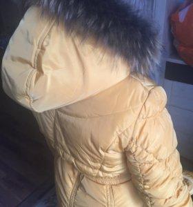 Пуховик детский