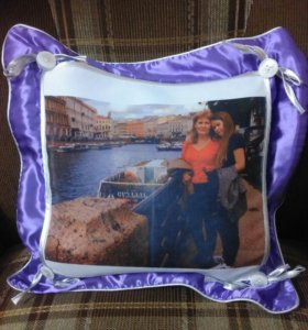 Подушки с вашими фотографиями